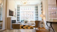 Interior designer Kelly Giesen is known for blending classic and modern styles to create one-of-a-kind spaces. Kelly takes us on a tour of her Manhattan apartment which has a vintage, yet romantic vibe.