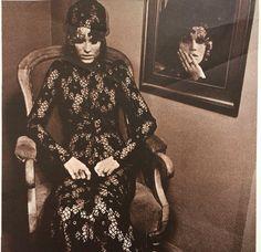 Sarah Moon Biba catalogue 1969
