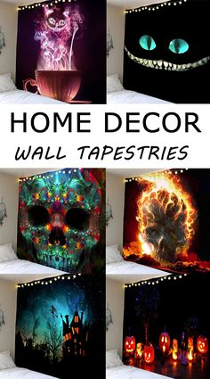 home decor, wall tapestries