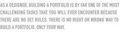 7 Tips For Creating a Print-Based Design Portfolio | Nubbytwiglet.com