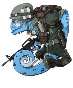 Chameleon Legion Vietnam GI Soldier T-Shirt Dragon Wallpaper Iphone, Army Wallpaper, Tactical Equipment, Tactical Gear, Cartoon Styles, Cartoon Art, Tatoo Tiger, Grenade Tattoo, Arte Game Of Thrones