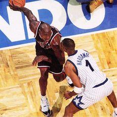 MJ vs Penny