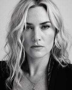 """""""#KateWinslet talked fashion when she came by our #TIFF studio to promote her stylish flick, 'The Dressmaker.' """"I don't want to turn heads when I walk into…"""""""