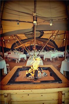 would love this tipi style wedding! one day..