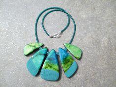 Necklace by Ursa Polka  Flickr - Photo Sharing!