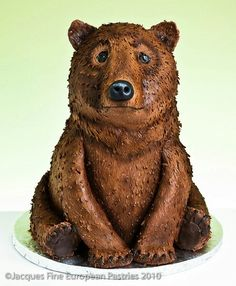 What's more Baylor Proud than a giant bear cake? #SicEm