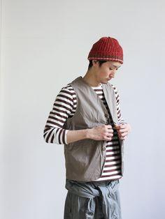 Japanese workwear style.