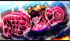 One Piece chapter 786 - Gomu Gomu No Culverin! by Kortrex.deviantart.com on @DeviantArt