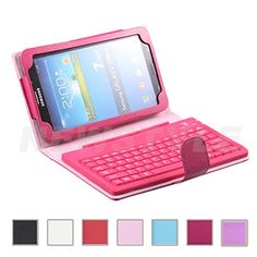 NEWSTYLE Detachable Wireless Bluetooth Keyboard & Protective Case For Samsung Galaxy Tab 3 7 inch Tablet P3200 P3210 T210 T211 (Rose) NEWSTYLE http://www.amazon.ca/dp/B00L7JDCBM/ref=cm_sw_r_pi_dp_ypO3ub0Q5R0JF