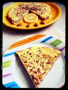 Megfőzlek...: Svéd mandulatorta kókusztejjel készítve - paleo