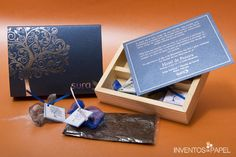 #tarjeta #empresarial de #madera #semillas #novedosa #original