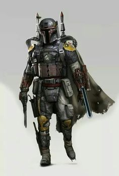 Boba Fett More