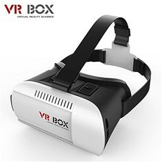 VR Virtual Reality 3D Glasses Headset for Iphone 5 5c 5s 6 6s Plus Samsung S6 S7