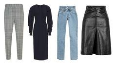 Низы капсула на осень 2017 by mvasileva on Polyvore featuring мода, Victoria Beckham, Isabel Marant, Alexander Wang and Vetements
