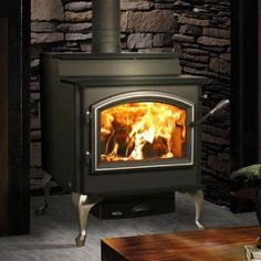 Quadra Fire 5700 Step Top This Is The Largest Freestanding Wood