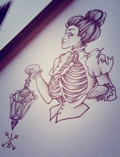 victorian tattoo ideas - Google Search