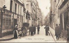 rue de Sévigné - Paris 3ème/4ème
