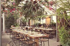 Wedding reception/event Venue + Catering: Terrain at Styers, Photographer: Krystal Mann