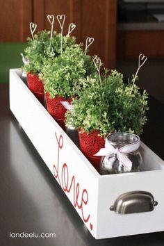 Brilliant DIY Valentines Decoration Ideas 16