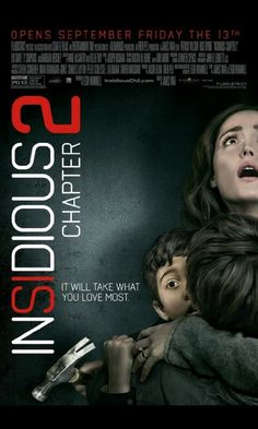 """""""Insidious: Chapter 2""""...better than the first one"""