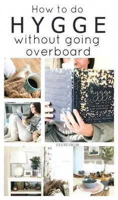 Here& how to do Hygge without going overboard! It& simple, cozy and a . Here& how to do Hygge without going overboard! It& simple, cozy and a wonderful to make your home happy and inviting. Decorating Tips, Decorating Your Home, Diy Home Decor, Decor Crafts, Easy Crafts, Minimalistic Lifestyle, Casa Hygge, Hygge Life, Decor Scandinavian