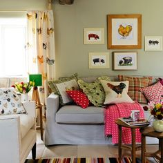 Wohnideen Country country living room decorating ideas living room furniture