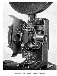 Ross GC 35mm projector