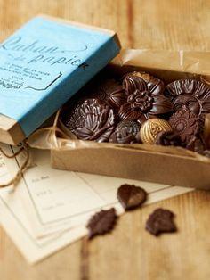 基本のローカカオチョコレートレシピ|エル・オンライン