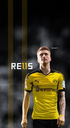 Marco Reus - Dortmund - Football - Soccer Creative Art - wallpaper