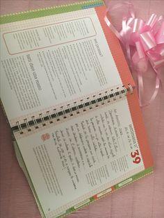 #Agendadellagravidanza : un #diario per viaggiare nei #ricordi.