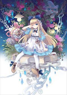 Alice (Original by Unknown Artist)