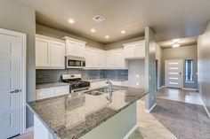 Stunning shiny new kitchen!