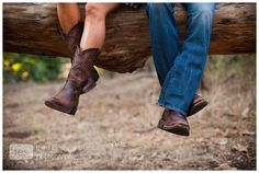 Would be cool with me wearing my boots and my bf wearing tennis shoes since he's not a country boy at all
