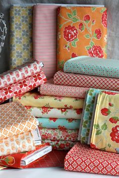 Bonnie and Camille Marmalade   http://www.pinkchalkfabrics.com/index.php?main_page=index