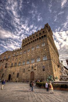 Palazzo Vecchio, Florence, Tuscany, Italy, province of Florence