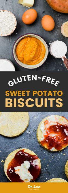 Want to avoid gluten and carbs yet enjoy a biscuit? These sweet potato biscuits are a little sweet, a little savory and pack a nutritional punch.