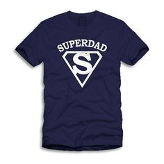Super dad shirt father gift mens gift superhero t by PricelessKids