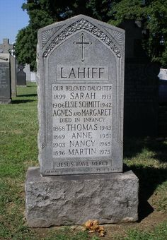 On August 6, 1965, she was found dead after failing to arrive at the theater for a performance. The cause of her death was an aneurysm. She was 61 years old.  Her original name was Ann Veronica Lahiff.