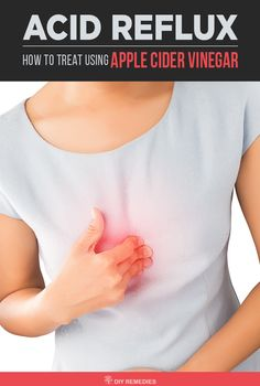 How to Treat Acid Reflux using Apple Cider Vinegar  There are several ways of using apple cider vinegar to treat acid reflux. But here we will discuss the best and effective ways. Let's have a look at these methods. #AppleCiderVinegar #AcidReflux