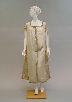 Evening dress Paul Poiret (French, Paris 1879–1944 Paris) Date: 1920s