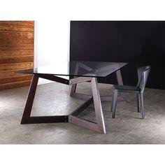 Luxo by Modloft Argyll Dining Table Base