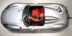 Sharapova x Porsche