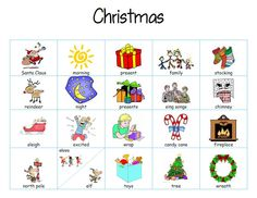 Great collection of free high frequency word sheets.  If you are teaching students in Pre-K through 1st grade, or ESOL, there are many great things you could do with these interchangeable word lists monthly.