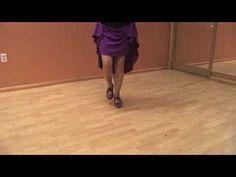 Dancing the Flamenco : Flamenco Dancing: Twelve Count Steps - YouTube