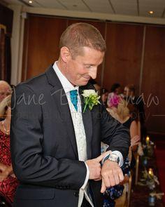 www.janeburkinshawphotography.co.uk #weddingphotographer #weddingphotographercheshire #weddingphotography #nervousgroom