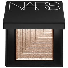 NARS Dual-Intensity Eyeshadow: a creaseless, eight-hour wear eye shadow with a transformative texture for wet or dry application.