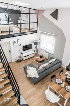 Industrial Apartment by SHOKO.design