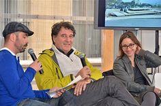 18 février: rencontre avec Ruedi Baur, graphiste designer qui réalise un quartier créatif à la Viste (13015)