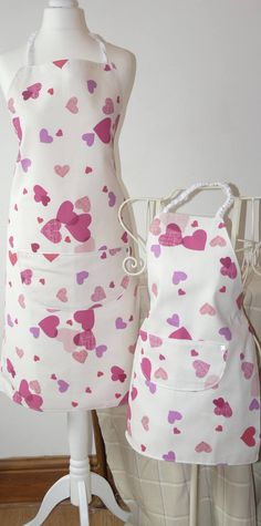 Your place to buy and sell all things handmade Kids Apron, Rolling Pin, Clothes For Sale, John Lewis, Cute Kids, Cotton Fabric, Ties, Cookie, Things To Come