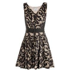 Sea Ny Lace zip-up dress ($569) ❤ liked on Polyvore